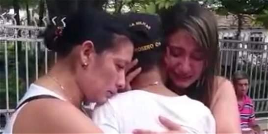 Ejército rescata a menor secuestrada en el centro del Valle