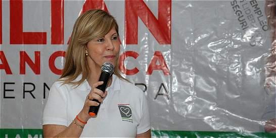 Candidatura de Dilian Francisca Toro destapa una 'guerra de los Roses'
