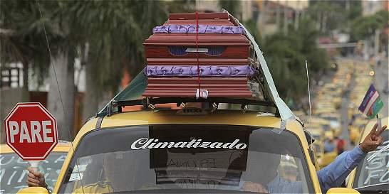 Preocupación por asesinato de taxistas en Cali