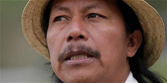 Detenido consejero indígena del Cauca