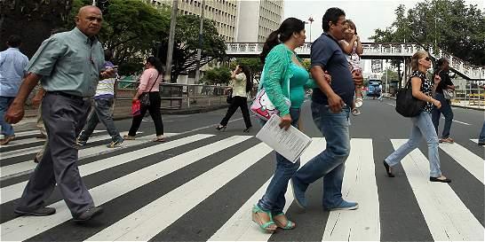 Desde el lunes, semáforo para los peatones del CAM