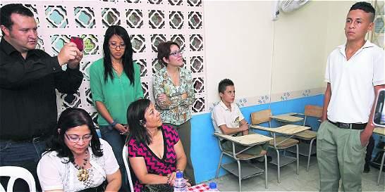 Yumbo le apuesta a educación de escolares 'mayorcitos'