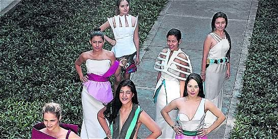 Vestidos inspirados en los íconos de Cali