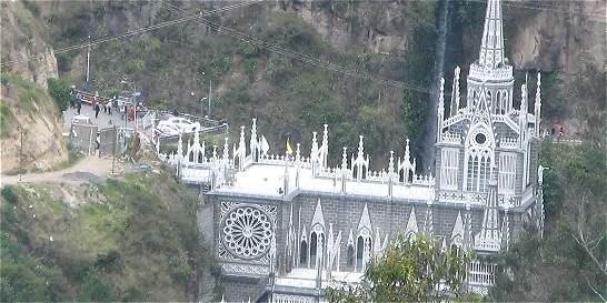 Iglesia Las Lajas, el santuario más bello del mundo
