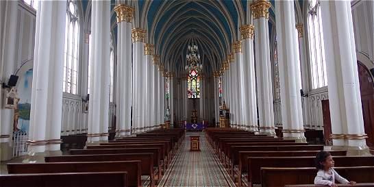 Iglesia de Sevilla (Valle) elevada a la dignidad de Basílica Menor