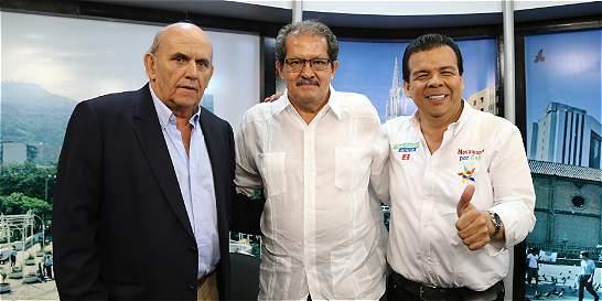 Armitage, Garzón y Ortiz puntean por la alcaldía de Cali