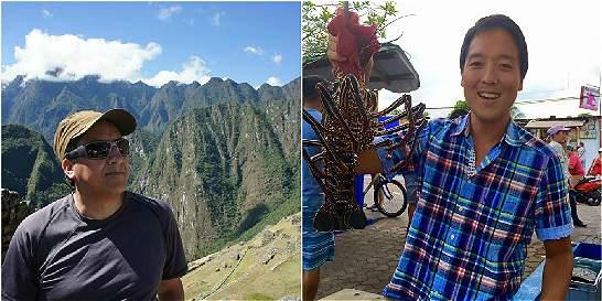Mueren colombiano y japonés en práctica de parapentismo en Nariño