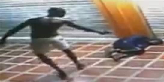 Video será clave para resolver crimen de habitante de la calle en Cali