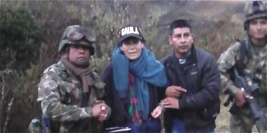 Rescatan en Nariño a ecuatoriana secuestrada