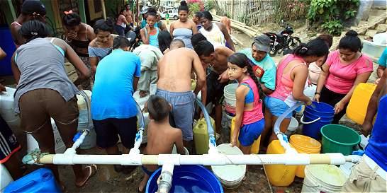 Levantan racionamiento de agua en ocho municipios del Valle