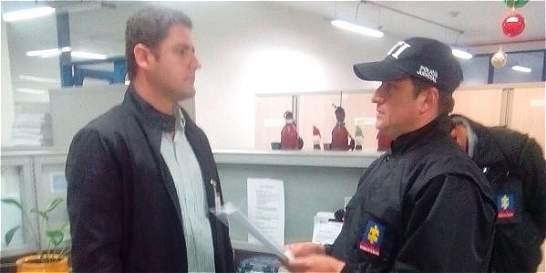 Capturan al Alcalde de Yumbo por presunto cobro en un contrato