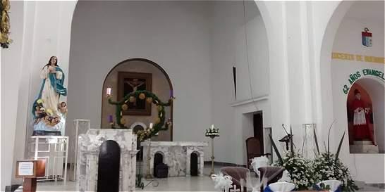 Roban las alcancías de la Catedral de Buenaventura, en el Valle