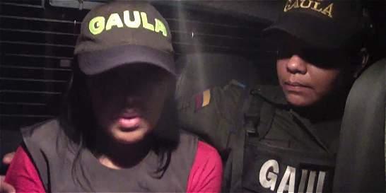En una finca rescatan a estudiante caleña secuestrada