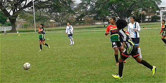 En Palmira, el fútbol tiene nombre de mujer