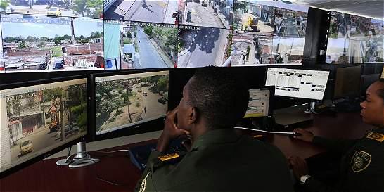 1.533 cámaras contra la delincuencia en Cali y Pasto