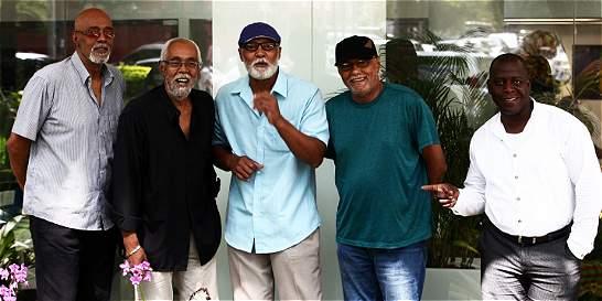 Los Lebrón celebran cinco décadas de 'salsa y control'