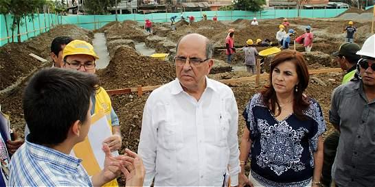 'En Cali se recuperó recaudo de impuestos': alcalde Rodrigo Guerrero