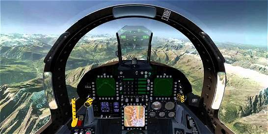 FAC alista en Cali un simulador para pilotos
