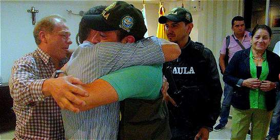 Liberan a contratista que había sido secuestrado en Caldono, Cauca