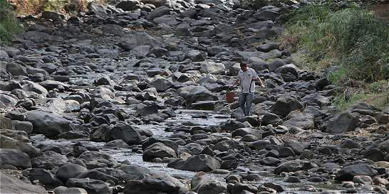 Racionamiento de agua ya afecta a cuatro comunas de Cali