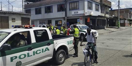 Policía en ofensiva por banda de Palmira que anuncia regreso en redes