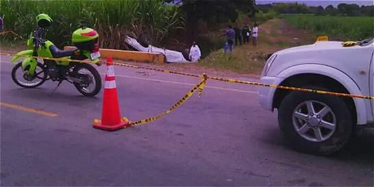 Policía incautó alucinógenos tras persecución en vía a Puerto Tejada