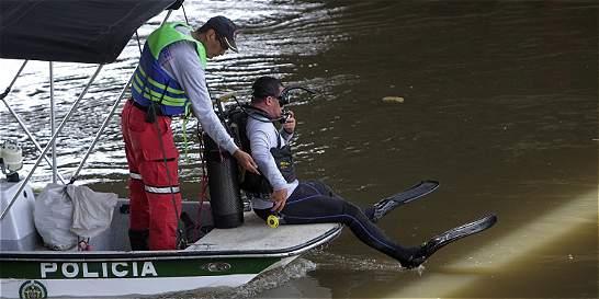 El riesgo de bañarse en el río Cauca pese a su bajo nivel