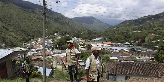 Norte del Cauca sufre por cortes en el servicio de energía