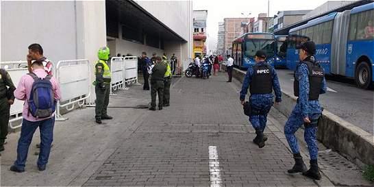Sargento de la Policía se suicidó adentro del Palacio de Justicia