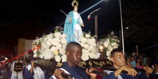 El Cerrito, un pueblo que hospeda a los santos