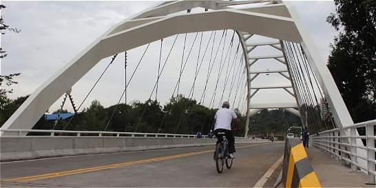 Puente con semáforos para mejorar la movilidad en el norte de Popayán