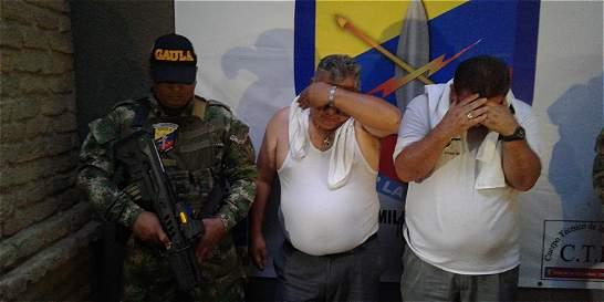 Incautan 1.532 millones de pesos, que serían del clan Úsuga, en bus
