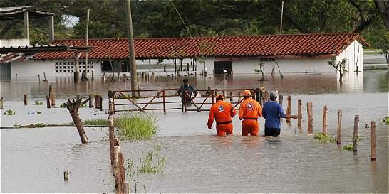 Alerta en el Valle por las fuertes lluvias