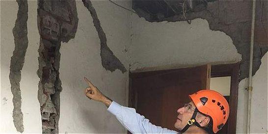 Tras sismo en Ecuador, clínica Colombia de Cali queda bajo observación