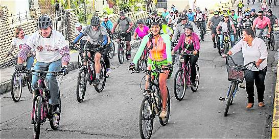 Ciudadanos vivieron jornadas de movilidad a ritmo de pedal