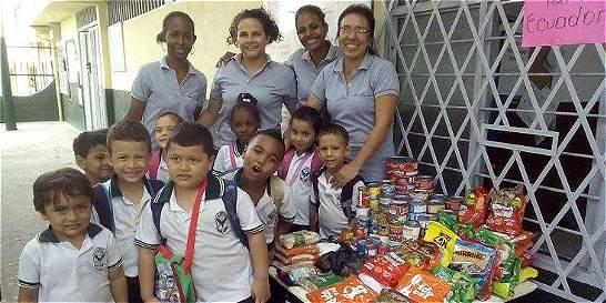 Alistan brigada para ayudar a los animales afectados tras el terremoto