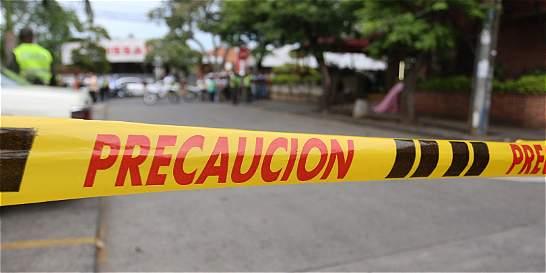 En confusos hechos, un hombre resultó muerto en zona de Pance