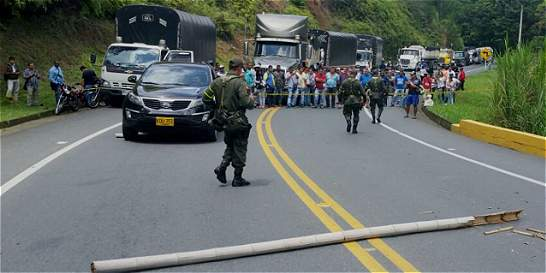 Asesinan a mayor (r) del Ejército en vía Panamericana