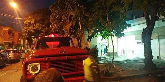 'Manos criminales estarían detrás de incendio en hospital de Cartago'