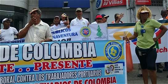 Marchas en el Día del Trabajo en Valle por empleo, agua, Emcali y HUV