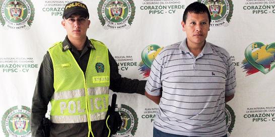 El soldado de 'guaca' millonaria de la guerrilla que fue capturado