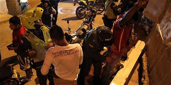 Policía logra la captura de 13 personas vinculadas a 'Los Mágicos'