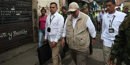 Mientras libertad se corte, diálogos se verán interrumpidos: Villegas