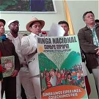 Primer día de paro agrario nacional: hay tensión en vía a Buenaventura