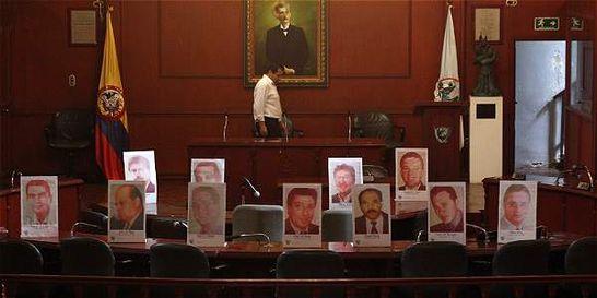 Se conmemoran nueve años de la muerte de los 11 diputados del Valle