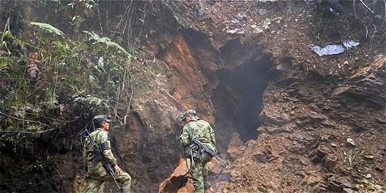 Se intensifican operativos contra la minería ilegal en los Farallones