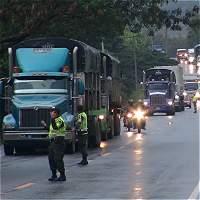 Autoridades realizarán acompañamiento a caravanas de camioneros