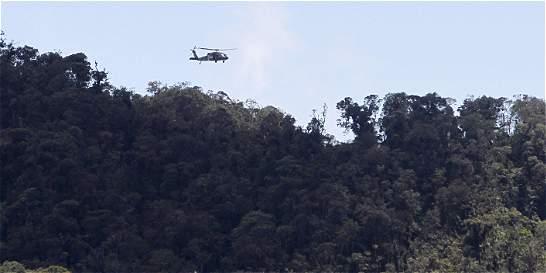 Tragedia de helicóptero enluta a dos familias del Cauca