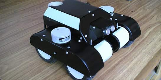 Hyperion, el robot para detectar las minas antipersonas