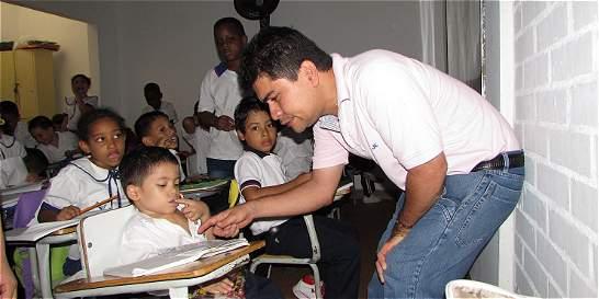 Jeison Aristizábal, el héroe de los pequeños con discapacidad